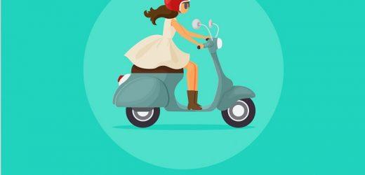 Cà vẹt xe máy có cầm được không ?