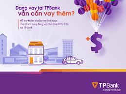 Vay tín chấp TP Bank 2020