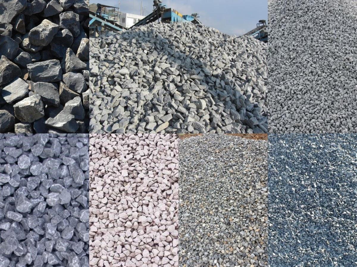 Cát đá xây dựng dùng để làm gì?