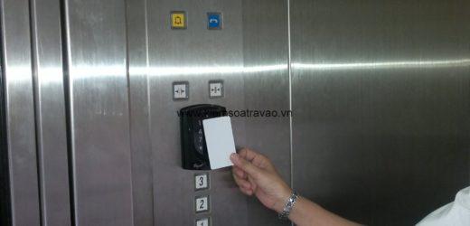 Ưu điểm tiện lợi của các thẻ từ thang máy
