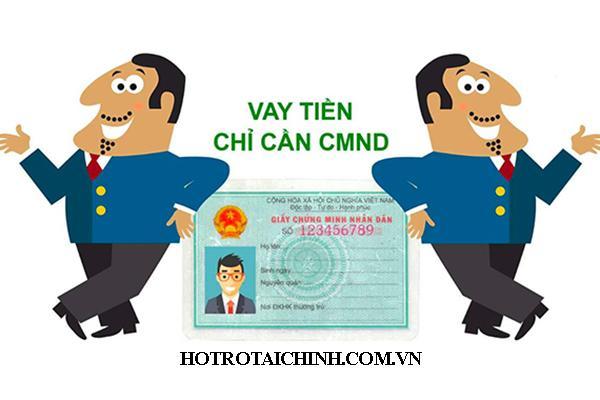 Dịch vụ cầm CMND