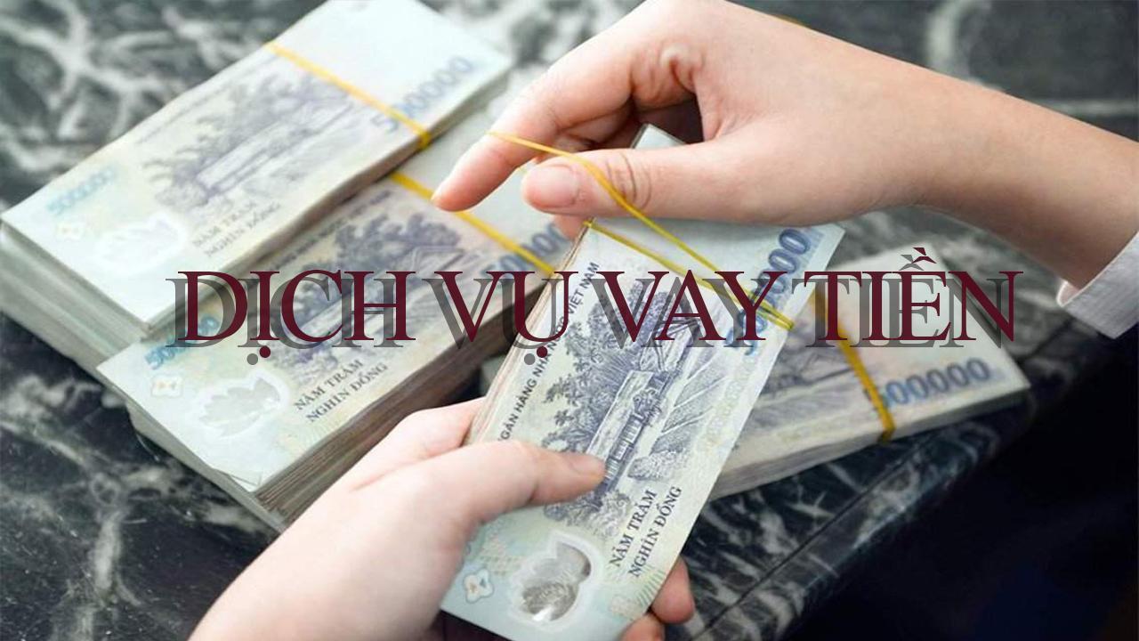 Cho vay tiền nhanh quận Bình Tân Hồ Chí Minh