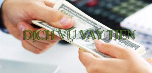 Cho vay tiền nhanh quận Bình Thạnh Hồ Chí Minh