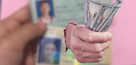 Vay tiền bằng CMND và bằng lái xe là gì hiện nay?