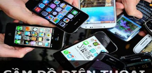 Cách cầm đồ điện thoại được giá cao và an toàn dễ dàng hiện nay