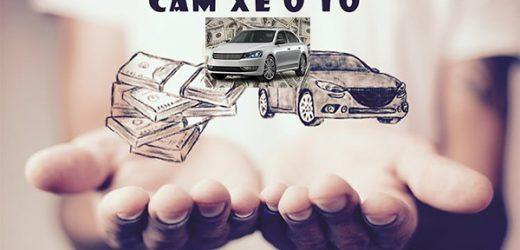 Dịch vụ cầm xe ô tô tại TPHCM 2021
