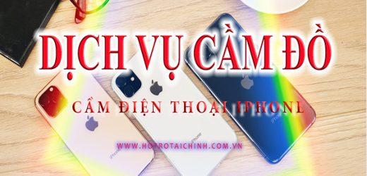 Cầm Đồ Điện Thoại iphone 6, 7plus, X giá cao tại TpHCM