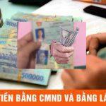 Hỗ trợ vay tiền bằng CMND và bằng lái xe tại TpHCM